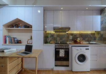 Agar Dapur di Rumah Tipe 36 Tetap Menarik, Ikuti 3 Tips Berikut!