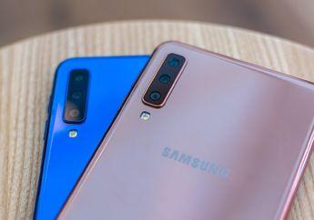 Rupiah Anjlok Bikin Ponsel Pintar Samsung Makin Mahal di Indonesia