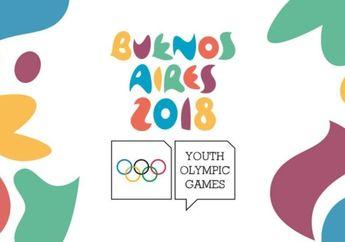 Batik Indonesia Hiasi Jersi Atlet Laos di Youth Olympic Games 2018