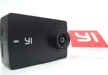 Yi Discovery Action Cam Cuman Rp 800 Ribuan, Pas Buat Nge-Vlog