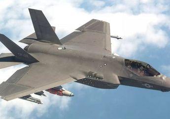 Debut Pertempuran F-35 Dirasa Tidak Begitu Efektif untuk Harganya yang Fantastis