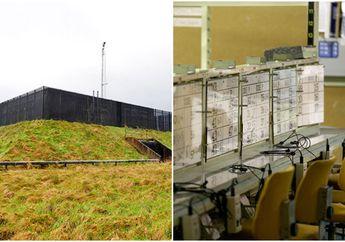 Bunker Nuklir Rahasia Inggris Ini Tunjukkan Dulu Inggris 'Sangat Siap' Hadapi Serangan Nuklir, Kini?