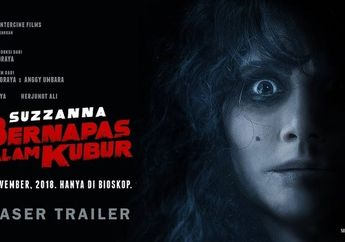Perbandingan Film Horor Indonesia dan Amerika, Dari Era Suzzanna ini Jenis Setannya