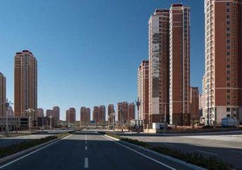 Terus Diterpa Masalah, Mungkinkah Nasib Meikarta akan Sama dengan Kota 'Hantu' Ordos di China Ini?