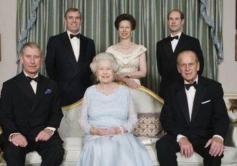 Kisah Zara dan Peter Phillips, Para Cucu Ratu Elizabeth yang Tak Punya Gelar Kerajaan