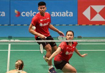 Jadwal Indonesia Masters 2019- Praveen Jordan/Melati Daeva Oktavianti Dihadang Monster Ganda Campuran China