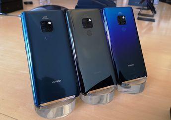 Bocoran Ponsel Huawei Terbaru, Punya 4 Kamera dan Zoom Optik 10 Kali