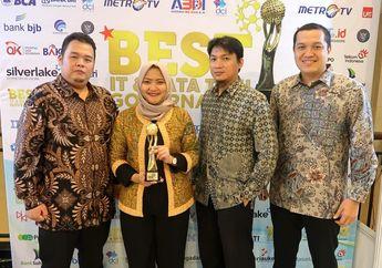 Lintasarta  Kembali Sabet Penghargaan Data Center dan Cloud Terbaik