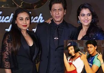 Rayakan 20 Tahun Kuch Kuch Hota Hai, Rumah Mewah Shah Rukh Khan Jadi Sorotan