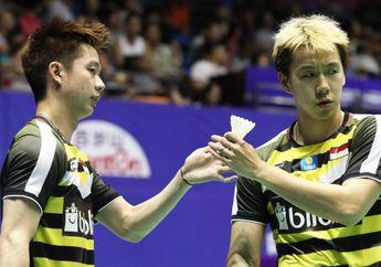 Uji Kesabaran Minnions, Duo Jerman Rasakan Ketengilan Kevin Sanjaya Sebagai Balasan di Indonesia Masters 2019