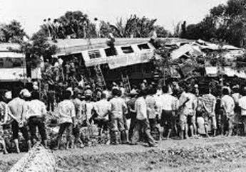 31 Tahun Tragedi Bintaro,  Saat Kelalaian Petugas Kereta Api Sebabkan Ratusan Orang Kehilangan Nyawa