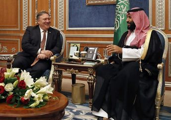 Pangeran Mohammed, Pewaris Takhta yang Diduga Terlibat Pembunuhan Jamal Khashoggi, Ini Jumlah Kekayaannya
