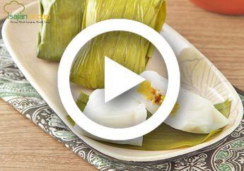 [Video] Tak Perlu Ke Pasar Pagi-pagi, Membuat Nagasari Justru Lebih Mudah dengan Resep Ini