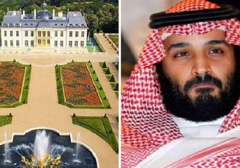 (FOTO) Isi Rumah Termahal di Dunia Milik Mohammed bin Salman, Terduga Otak Pembunuhan Jamal Khashoggi, Sangat Mewah
