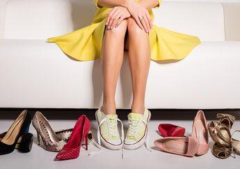 3 Trik Agar Sepatu di Rumah Tak mudah Rusak, Bau, dan Jamuran