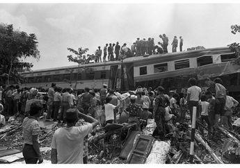 Tragedi Bintaro, Kecelakaan Kereta Terparah yang Pernah Terjadi di Indonesia