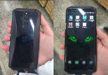 Terungkap! Inilah Penampakan Hape Gaming Xiaomi Black Shark 2