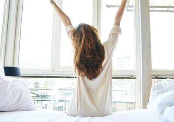 6 Alasan di Balik Tubuh Terasa Lelah Saat Bangun Tidur di Pagi Hari