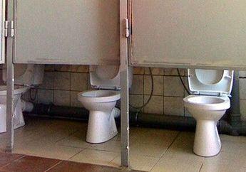 8 Desain Toilet Paling Aneh Ini Bikin Kita Tak Ingin Masuk, Berani Mencobanya?