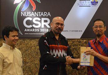 Toyota Dapat Penghargaan Nusantara CSR Awards 2018, Lewat Program Ramah Lingkungan