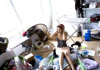 Rumah Berantakan Bikin Stress, Ini Faktor Penyebab dan Cara Atasinya