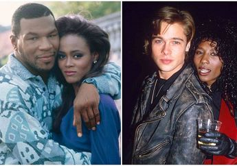 Belum Cerai, Mike Tyson Marah Saat Pergoki Istrinya Berhubungan Intim dengan Brad Pitt