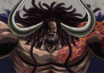 Chapter Terbaru One Piece Ungkap Wujud Buah Iblis dari Kaido