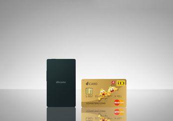 Enteng Parah! Ponsel Buatan Jepang Ini Tipisnya Seukuran Kartu Kredit