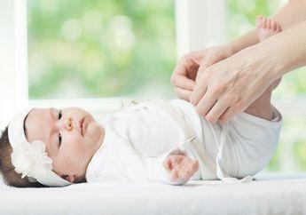 Duh, Gara-gara Keliru Pakaikan Popok, Ini Bahaya yang Dihadapi Bayi!