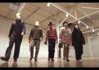"Wih Slashtreet Boys, Parodi Backstreet Boys dari Para ""Pembunuh"""