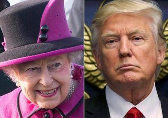 Antara Ratu Elizabeth II dan Donald Trump, Siapa yang Lebih Kaya?