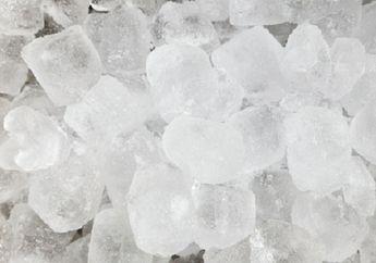 Es Batu Sempat Menjadi Barang Mewah di Indonesia, Apa Sebabnya?