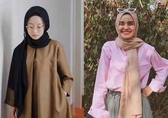 Kamu Wajib Tahu 5 Tutorial Hijab Kekinian Andalan Selebgram Hijabers