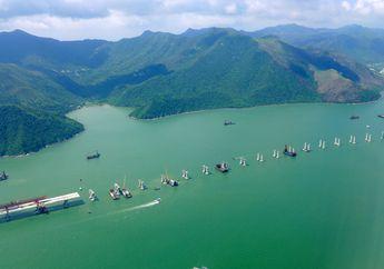 Bukan di China, Jembatan Terpanjang di Dunia Ternyata Ada di Hong Kong