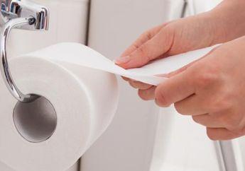 Mulai Saat Ini, Jangan Tutupi Pinggiran Toilet Duduk dengan Tisu, Dampaknya 'Menjijikan'