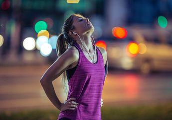 Tak Banyak yang Tahu, Ini 4 Manfaat Olahraga Saat Malam Hari