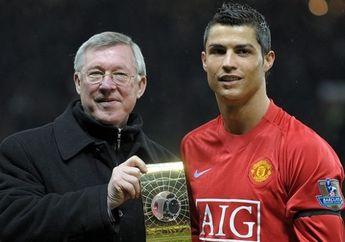 Tidak Akan Pernah Pensiun! Tekad Ferguson Sebelum Memulangkan Ronaldo