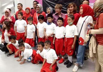 Keren! Anak-Anak Ini Jadi Player Escort Timnas U-19 Indonesia