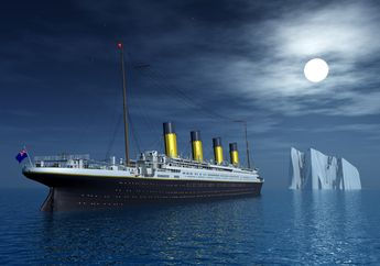 Mengulang Romantisme Titanic, Kapal Replikanya Siap Berlayar Pada 2022
