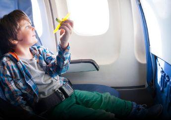 5 Tips Aman Naik Pesawat untuk Anda yang Baru Pertama Kalinya