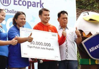 Allianz Indonesia Kembali Tunjukkan Kepeduliannya Terhadap Atlet Para Games