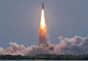 Misi Pengorbitan Roket Pertama di Tiongkok Mengalami Kegagalan