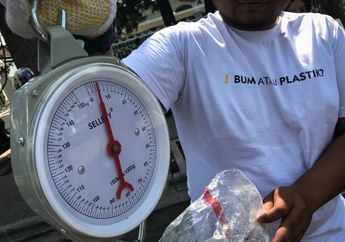 Gerakan Pungut Sampah di Kupang, Bersama Saya Pilih Bumi Regional Kupang