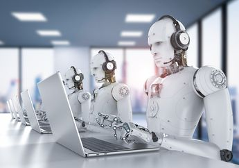 Kebangkitan Mesin: Robot Pekerja Akan Ciptakan 'Kiamat' Bagi Manusia