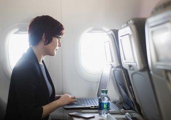Studi: Sandaran Kepala dan Seatbelt Adalah 2 Benda Paling Kotor di Pesawat, Banyak Bakteri Bersarang di Sana