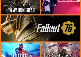 Ini 5 Game Populer yang Rilis dan Ditunggu di Bulan November