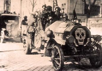 Ratusan Politisi Dibunuh di Jerman Setelah Perang Dunia I, Mengapa?