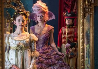 Ini Dia Sosok di Balik Kostum Imut The Nutcracker and the Four Realms!