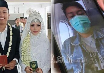 Baru Menikah 2 Minggu, Istri Korban Lion Air JT 610 Deryl Fisa Febrianto Masih Berharap Suami Pulang dengan Beri Kejutan