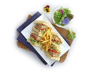 Resep Makanan Kekinian buat Keluarga dari Tabloid Nova: Chicken Katsu Sandwich yang Lezat